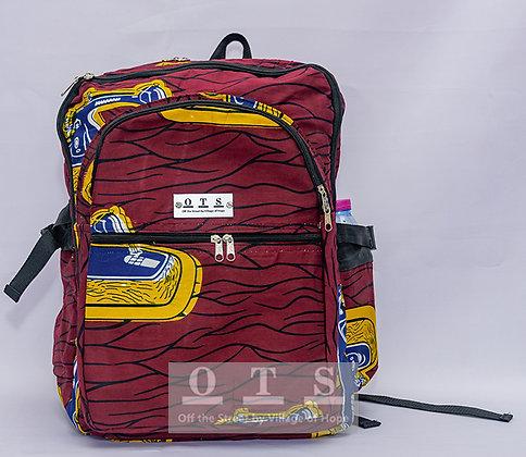 Jumbo Laptop Backpack - Adieyie I