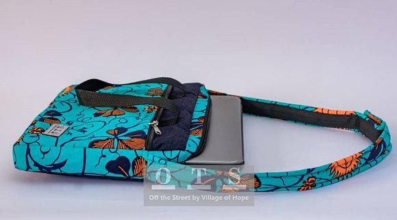 Aiki 14-inch Laptop Bag - Vines I