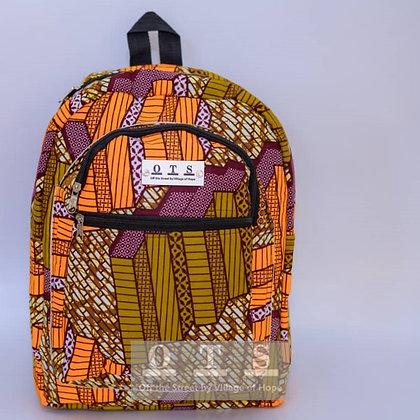 Nikasemo Backpack - Upward I
