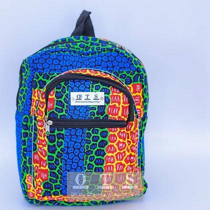 Nikasemo Backpack - Pebbles I