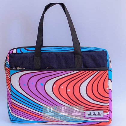 Aiki 14-inch Laptop Sleeve - Waves I