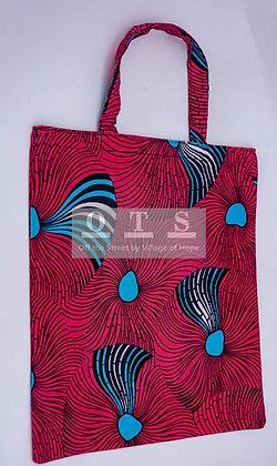 DaakyeNti Foldable Reusable Eco Bag - Whirlwind II