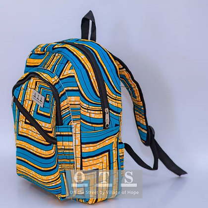 Nikasemo Backpack - Metamorphosis I