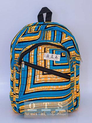 Nikasemo Backpack - Metamorphosis I