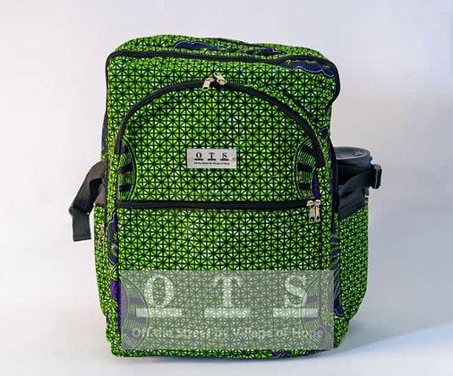 Jumbo Laptop Backpack - Kwadusa III