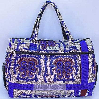Gbefaa Duffel Bag - Tortoise II