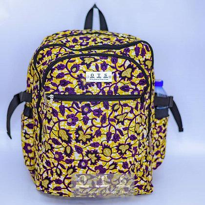 Jumbo Laptop Backpack - Asobayire II