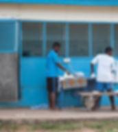 Boys' Dorm for Hope Christian Academy