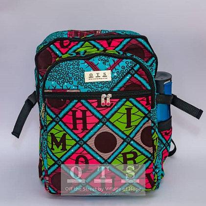 Jumbo Laptop Backpack - ABCD II