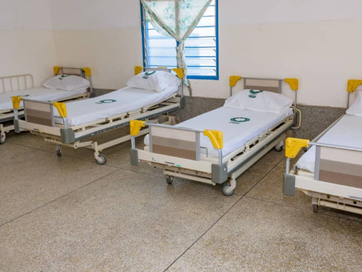 Thank You for the Hospital Beds!