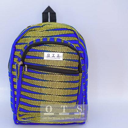 Nikasemo Backpack - Nkrumah III