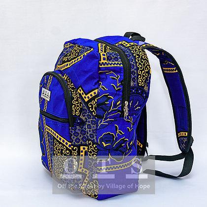 Nikasemo Backpack - Adukuro Mu Nsuo I