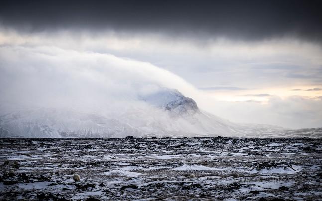 Bláfjall, Island