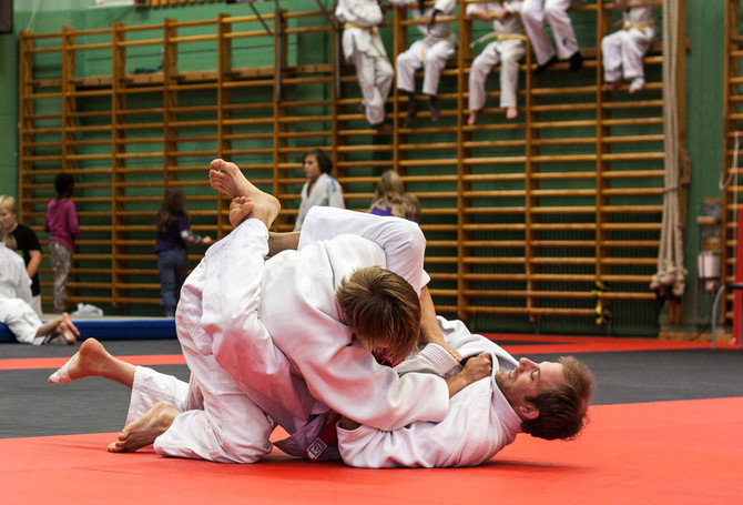 Foto - Vilhelmina Judoklubb