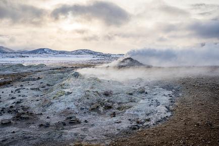 Hverir, Island