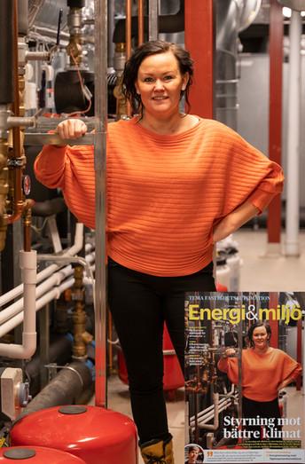 Fotoreportage - Energi & Miljö