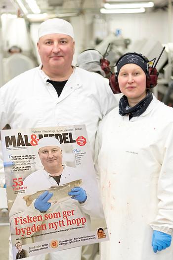 Fotoreportage - Tidningen Mål & Medel