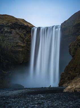 Skógafoss, Island