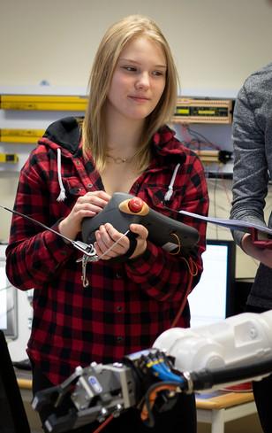 Foto - Promobild, Gymnasieingenjör