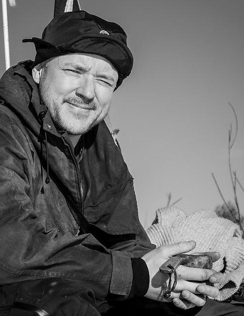 Tomas Nybrand Fotograf i Vilhelmina