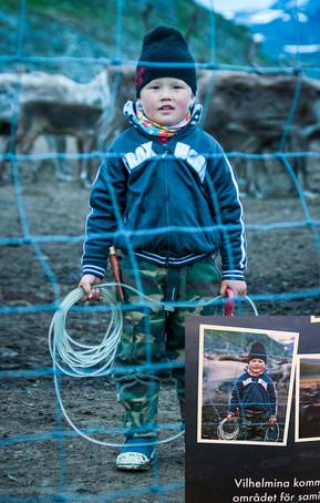 Foto - Info, Vilhelmina en Samisk Förvaltningskommun