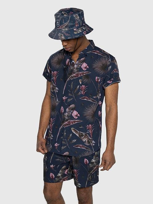 Tropical Floral Summer Tuxedo