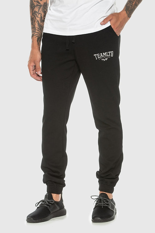 Athletic Jogger - Black