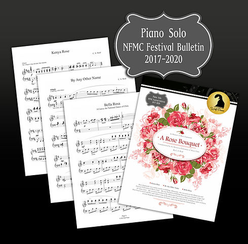 A Rose Bouquet - music