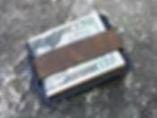 Kodiak minimalist wallet cash option