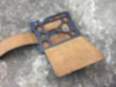 Kodiak minimalisy wallet multi-tool