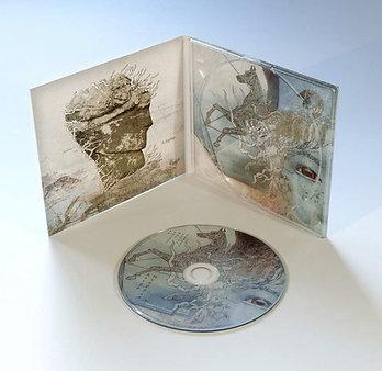 """CD """" Le voyage des rêves égarés"""""""