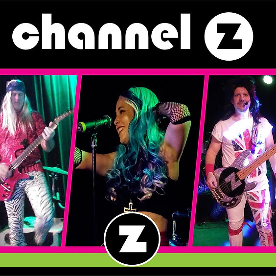 80's night at Club 90 with Channel Z