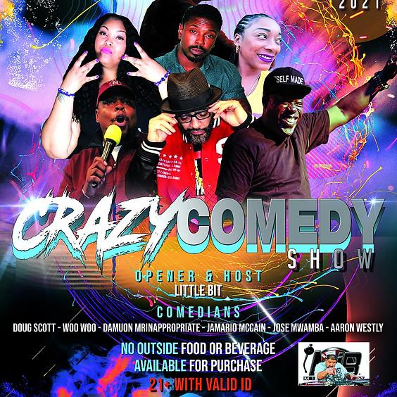 Crazy Comedy Show