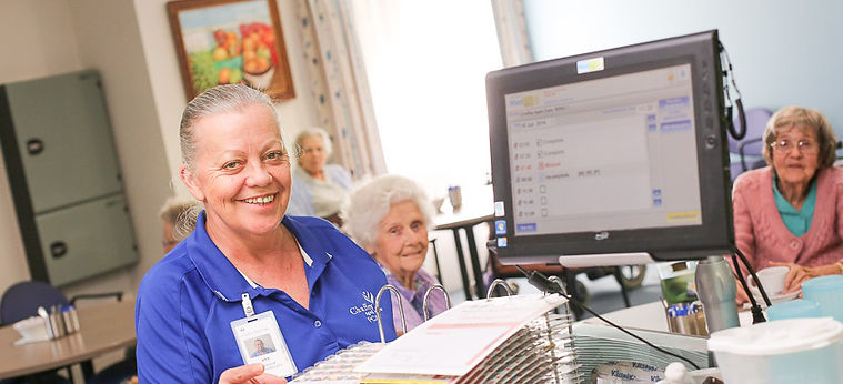 Providing Care at Chaffey Aged Care