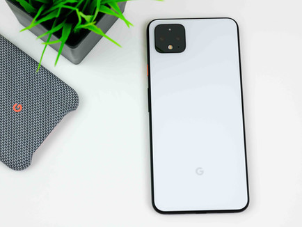 Connect Seamlessly Now on Pixel 4 and 4XL