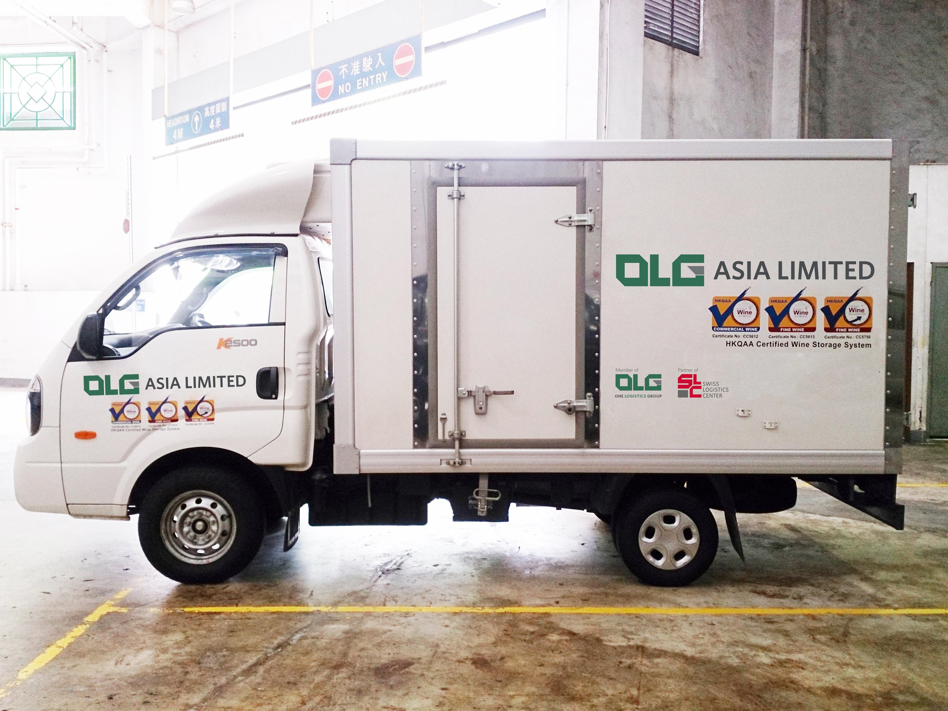 OLGA Truck