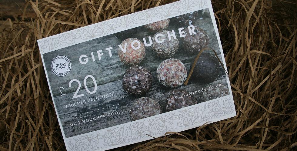 Glow Gift Voucher - £20