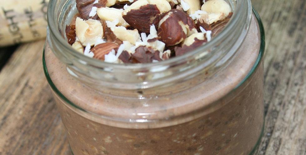 Cacao & Hazelnut (n)