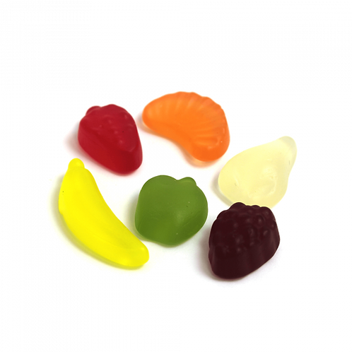 Funky Fruits gummy sweets