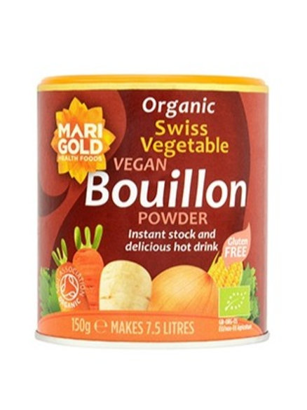 Marigold organic Vegan Bouillon