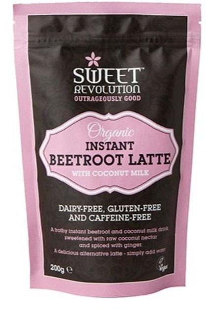 Sweet Revolution Organic Beetroot Latte 200g