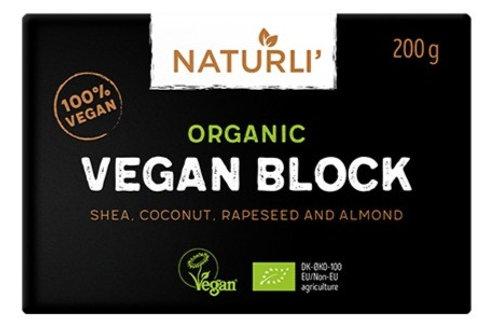 Naturli' Vegan Block 200g