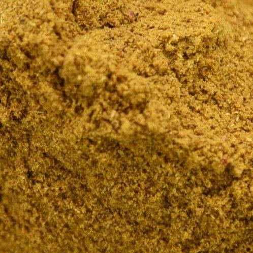 Organic medium curry powder