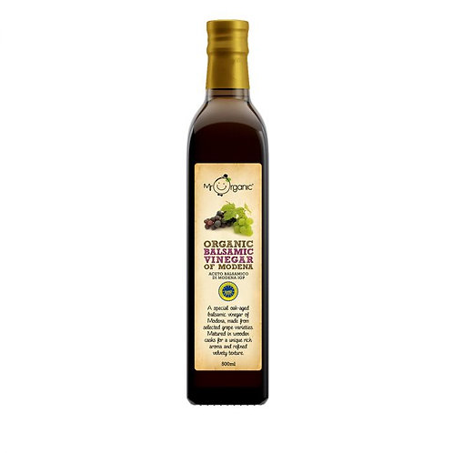 Mr Organic - Balsamic Vinegar of Modena IGP - 500g