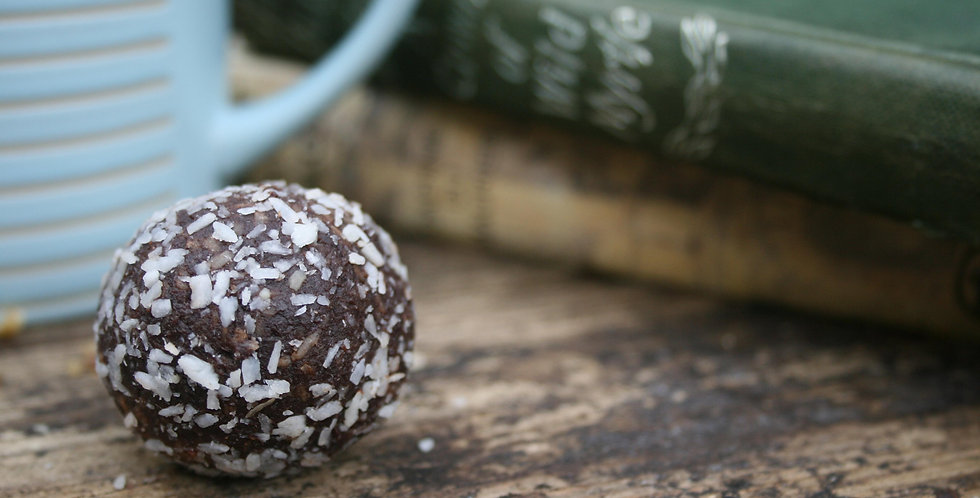 Cacao Tahini energy balls - 6pk
