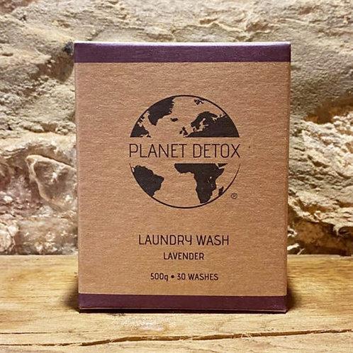 Planet Detox Lavender laundry wash