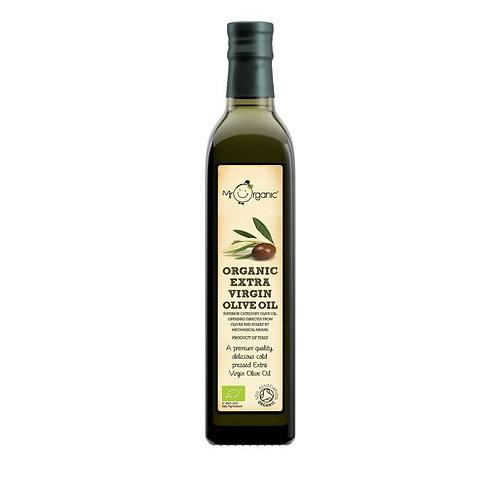 Mr Organic - Extra Virgin Olive Oil 100% Italian - 500ml
