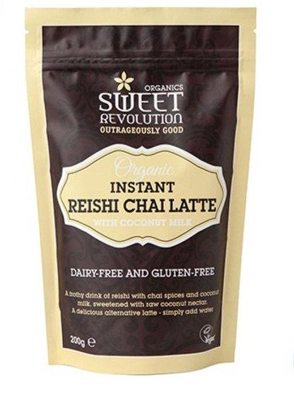 Sweet Revolution Organic Chai Latte 200g