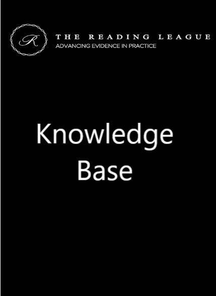Reading League Knowledge Base.jpg