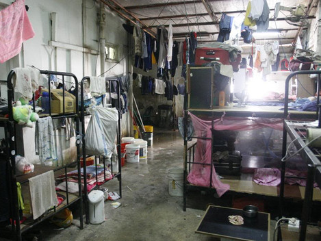 MOM: FACTORY CONVERTED DORMITORY OPERATORS TO RAISE HOUSING STANDARDS